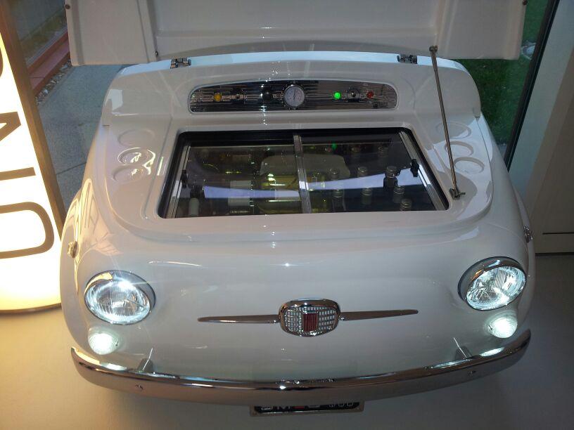 Fiat Kühlbar