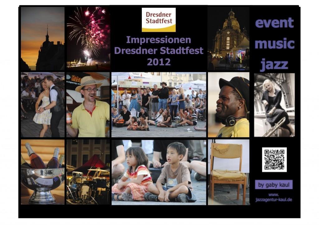 Impressionen Stadtfest 2012
