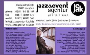 jazzagentur kaul