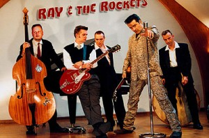 Ray& The Rockets