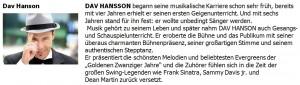 Dav Hansson